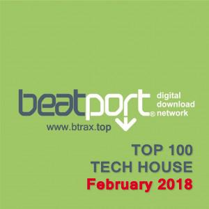 Beatport Top 100 Tech House February 2018