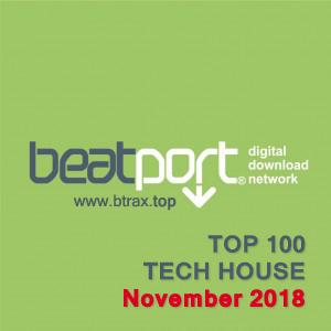 Beatport Top 100 Tech House (20 Nov 2018)