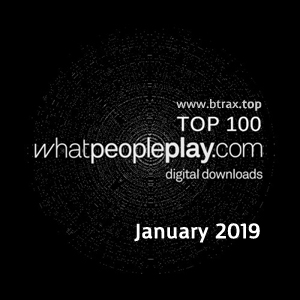 Whatpeopleplay Top 100 Topseller Tracks January 2019