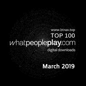 Whatpeopleplay Top 100 Topseller Tracks March 2019
