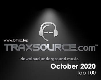 Traxsource Top 100 Downloads October 2020
