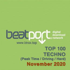 Beatport Top 100 Techno (Peak Time / Driving / Hard) November 2020