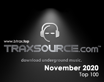 Traxsource Top 100 Downloads November 2020