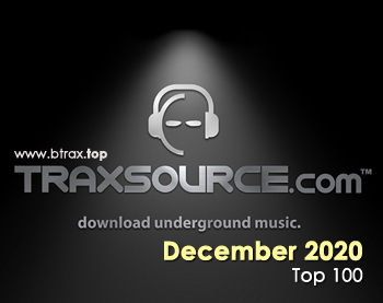 Traxsource Top 100 Downloads December 2020