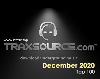 Traxsource Top 100 Downloads December 2020