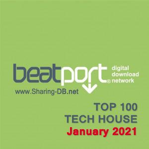 Beatport Top 100 Tech House January 2021