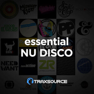 Traxsource Essential Nu Disco January 18th 2021
