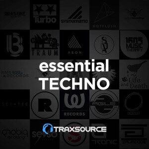 Traxsource Essential Techno January 18th 2021