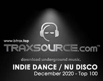 Traxsource Top 100 Nu Disco / Indie Dance December 2020