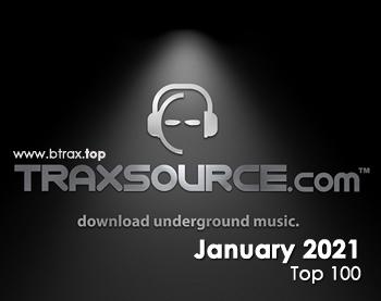 Traxsource Top 100 January 2021