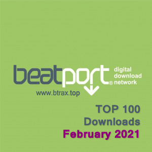 Beatport Top 100 Downloads February 2021