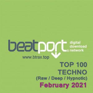 Beatport Top 100 Techno (Raw / Deep / Hypnotic) February 2021