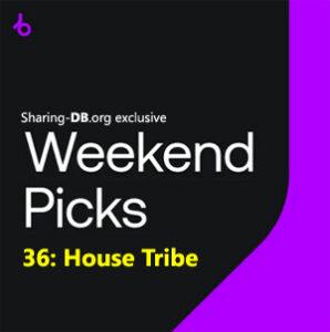 Beatport Weekend Picks 36: House Tribe