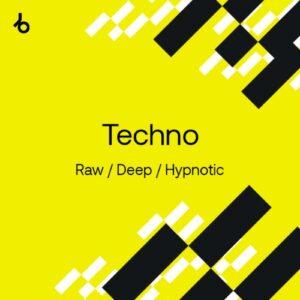 Beatport Amsterdam Special: Techno (R/D/H) October 2021