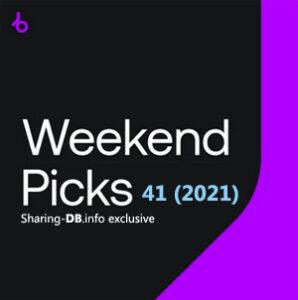 Beatport Weekend Picks 41 (2021)